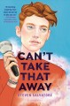 Cover for Can't take that away