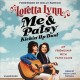 Cover for Me & Patsy Kickin' Up Dust: My Friendship With Patsy Cline