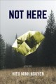 Cover for Not here