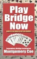 Cover for Play bridge now