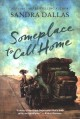 Cover for Someplace to call home