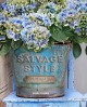 Cover for Salvage style: decorate with vintage finds