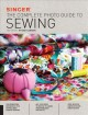 Cover for The complete photo guide to sewing