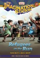 Cover for Refugees on the Run