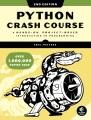 Cover for Python Crash Course