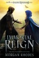 Cover for Immortal Reign