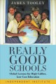 Cover for Really Good Schools: Global Lessons for High-Caliber, Low-Cost Education