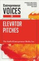 Cover for Entrepreneur voices on elevator pitches
