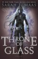 Cover for Throne of glass
