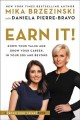 Cover for Earn It!: Know Your Value and Grow Your Career, in Your 20s and Beyond