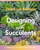 Cover for Designing with succulents