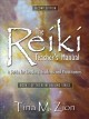 Cover for The reiki teacher's manual: a guide for teachers, students, and practitione...