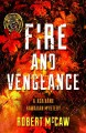 Cover for Fire and Vengeance