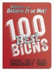 Cover for Ripley's belive it or not!: 100 best BIONS, believe it or not stories