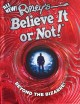 Cover for Ripley's Believe It or Not! Beyond the Bizarre