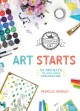 Cover for Tinkerlab art starts: 52 projects for open-ended exploration