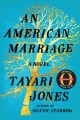 Cover for An American marriage
