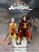 Cover for Avatar, the last airbender. The promise