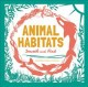 Cover for Animal habitats: search and find