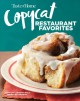 Cover for Taste of Home Copycat Restaurant Favorites: Restaurant Faves Made Easy at H...