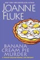 Cover for Banana cream pie murder