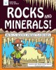 Cover for Rocks and minerals!