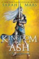 Cover for Kingdom of ash