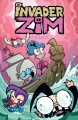 Cover for Invader Zim 4
