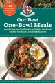 Cover for Our Best One Bowl Meals