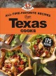 Cover for All-time favorite recipes from Texas cooks.