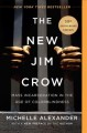 Cover for The new Jim Crow: mass incarceration in the age of colorblindness