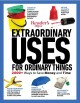 Cover for Extraordinary uses for ordinary things.