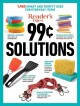 Cover for Reader's Digest 99 Cent Solutions: 1465 Smart & Frugal Uses for Everyday It...