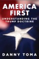 Cover for America First: Understanding the Trump Doctrine
