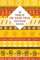 Cover for Twenty years of the Caine Prize for African writing