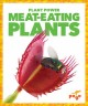 Cover for Meat-eating plants