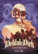 Cover for Delilah Dirk and the king's shilling