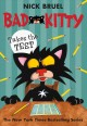 Cover for Bad Kitty takes the test