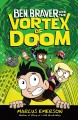 Cover for Ben Braver and the vortex of doom