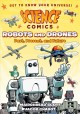Cover for Robots and drones: past, present, and future