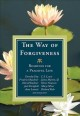 Cover for The way of forgiveness: readings for a peaceful life