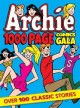 Cover for Archie 1000 page comics gala.