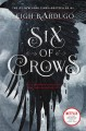 Cover for Six of crows