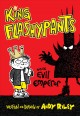 Cover for King Flashypants and the evil emperor