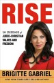 Cover for Rise / In Defense of Judeo-christian Values and Freedom