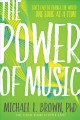 Cover for The Power of Music: God's Call to Change the World One Song at a Time