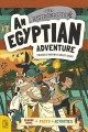 Cover for An Egyptian adventure