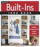 Cover for Built-ins Idea Book