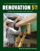 Cover for Renovation