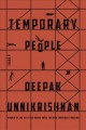 Cover for Temporary people